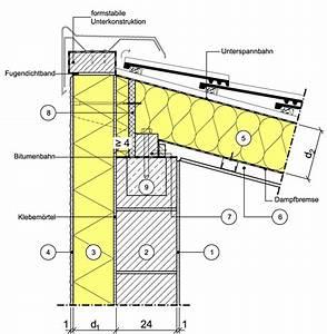 Pultdach Aufbau Detail Pultdach Aufbau Detail Technische Details