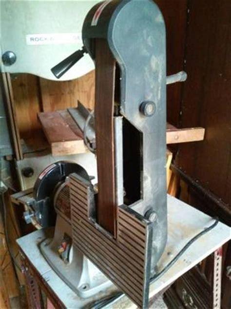 craftsman  belt sander   disc sander