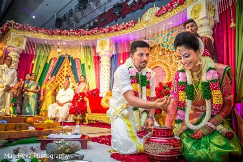klang malaysia indian wedding by mag heva photography
