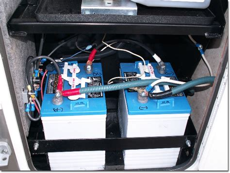maintain rv batteries rvsharecom