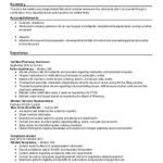 Resume Exles by Optometric Technician Resume Sle Performance Profile