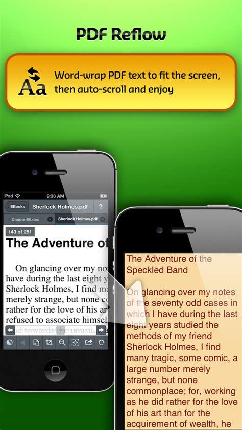 goodreader app  updated  support  ios  icloud