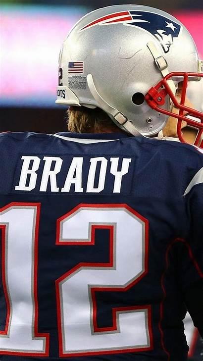 Brady Tom Iphone Nfl Phone Wallpapers Patriots
