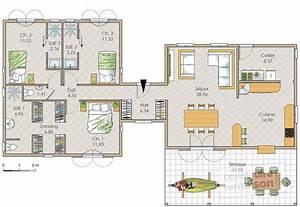 plan maison creole gratuit With exemple plan de maison 5 photo de maison en bois en guadeloupe