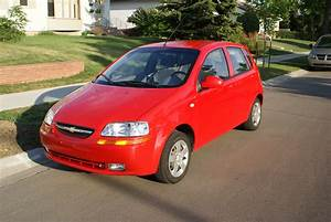 Peterahuizinga 2005 Chevrolet Aveo Specs  Photos