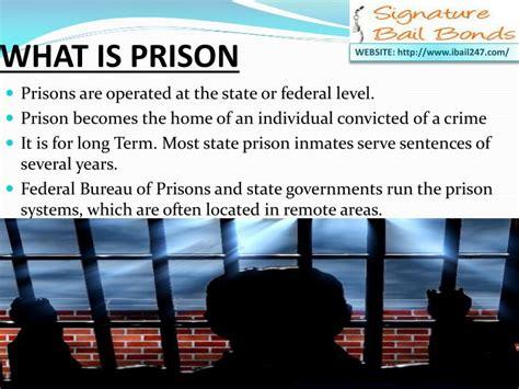 understanding difference  jail  prison