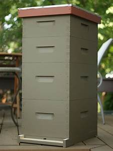 Wood Craft Desain And Project  Guide To Get Commercial Beehive Plans