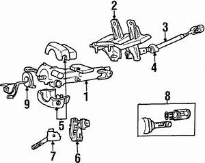 shroud switches levers for 1998 jeep cherokee With partscomr volvo steering column shroud switches and levers cyl and