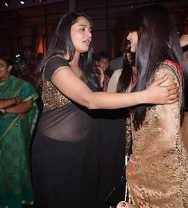 Oh ! Anushka Shetty: Cute Anushka Shetty At Raghavendra ...
