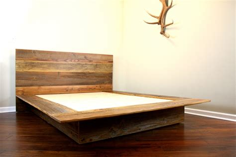 minimalist platform bed designs  pictures homesfeed