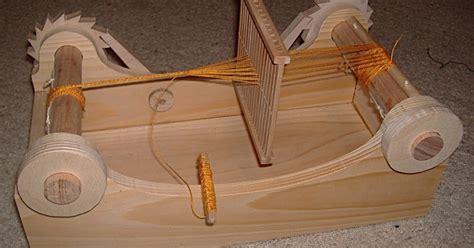 woodworking plans rigid heddle loom