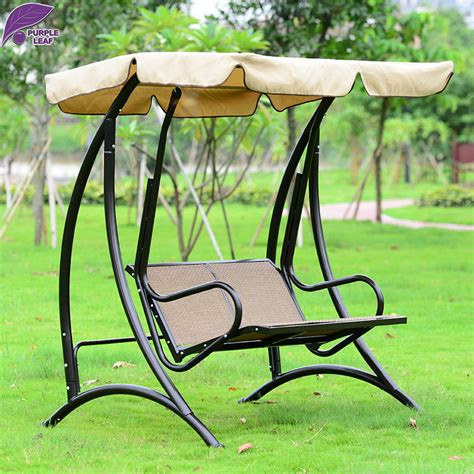 Cheap Patio Swings by Popular Canopy Patio Swing Buy Cheap Canopy Patio Swing
