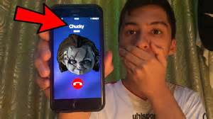 chucky phone number calling chucky doll omg he actually answered