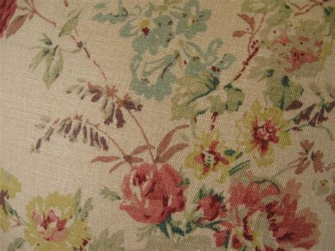 laura ashley fabric laura ashley stowe red  biscuit