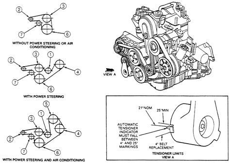 Repair Guides Routine Maintenance Tune Belts
