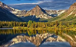 Reflection, In, Mountain, Lake, Wallpapers, And, Images