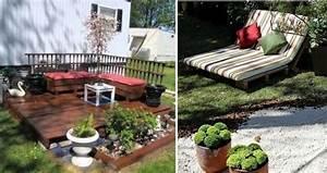 Gartengestaltung Mit Paletten : garten loungem bel f r eine herrliche atmosph re ~ Whattoseeinmadrid.com Haus und Dekorationen