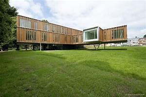 bureau greisch concours construction acier With piscine montigny le tilleul