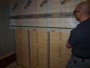 Étanchéité Mur Enterré Par L Intérieur : isoler votre mur ext rieur par l int rieur bbm ~ Farleysfitness.com Idées de Décoration