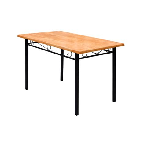 vidaxl co uk dining table and 6 chairs light wood