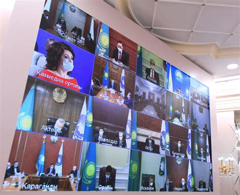 president nazarbayev addresses assembly  people