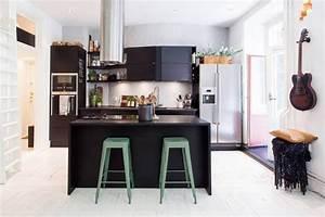 cuisine avec coin repas solutions installation tarifs With ilot de cuisine avec coin repas