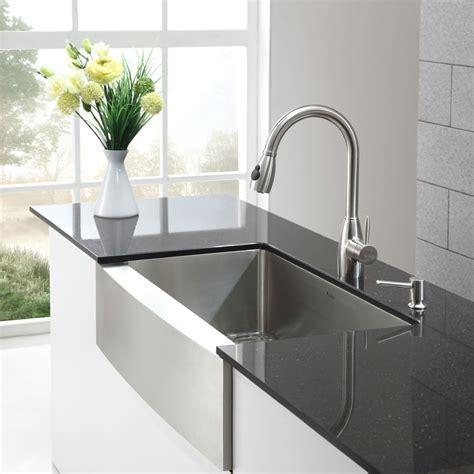 Kraus KHF200 36 Standart Pro Stainless Steel Kitchen Sinks