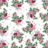Peony Wallpaper Pattern | 615 x 615 jpeg 222kB