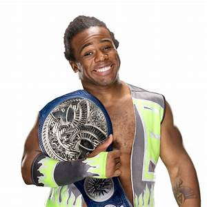 Xavier Woods Sd Tag Team Champion by hamidpunk on DeviantArt