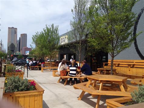 the 25 best patios in dfw for and dining eater