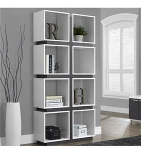 Wood Room Divider Bookcase by Room Divider Bookcase Reclaimed Wood Look In Bookcases