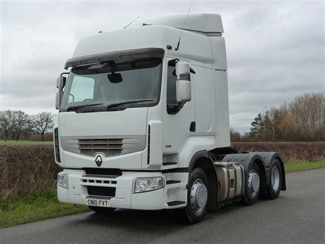 renault trucks premium renault premium 460 dxi 6 x 2 tractor unit