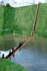 Moses Bridge Netherlands