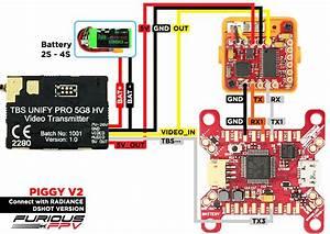 Piggy Osd V2 For Betaflight Fc - Cameras