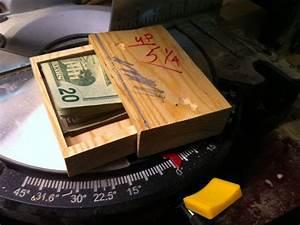 Homemade, Secret Box, hidden compartment, Everybody needs