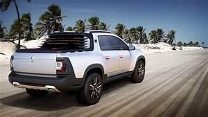 Dacia Duster Oroch : renault duster oroch concept is a 4 door pickup video autoevolution ~ Maxctalentgroup.com Avis de Voitures