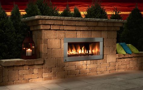 small outdoor fireplace small outdoor gas fireplace fireplace design ideas
