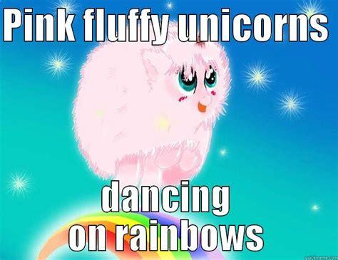 Unicorn Memes - pink unicorn guy memes
