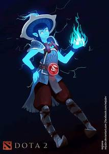 Dota 2 Storm Spirit by reijubv on DeviantArt
