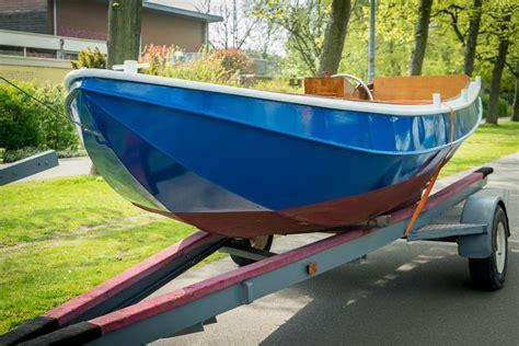 Stalen Beenakker Vlet by 5 5 Meter Beenhakker Vlet