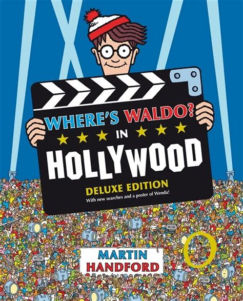 Where's Waldo In Hollywood: Have you found Waldo's special ...