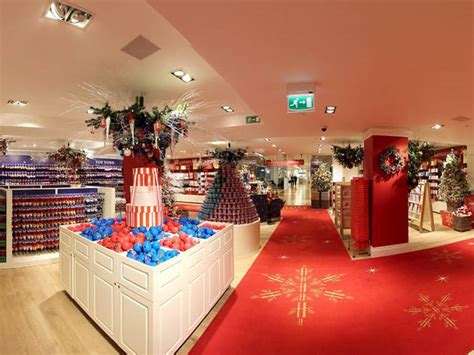 The Best Christmas Shops In London  Christmas Shopping In