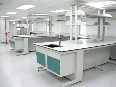 Laboratory Bench Work by C Frame Lab Bench At Rs 10000 Meter Laboratory Benches