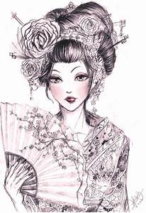 geisha on Pinterest | Geisha Tattoos, Geishas and Japanese ...