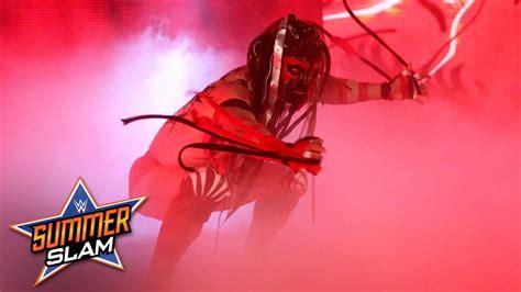 finn balor bringing  demon  wrestlemania