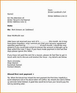 Rent Overdue Notice 9 Friendly Payment Reminder Letter Simple Salary Slip