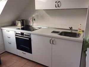 Kleine Küchenzeile Ikea : k chenzeile ikea metod 240 cm in d sseldorf k chenzeilen ~ Michelbontemps.com Haus und Dekorationen