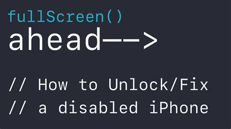 how to unlock a disabled iphone 6 how to unlock fix a disabled iphone i forgot my ipho How T