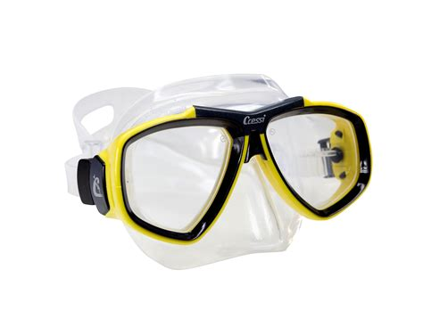 Cressi Dive Mask - cressi focus mask masks diving