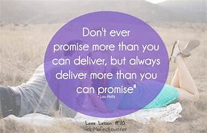 Broken Promises Quotes And Sayings. QuotesGram